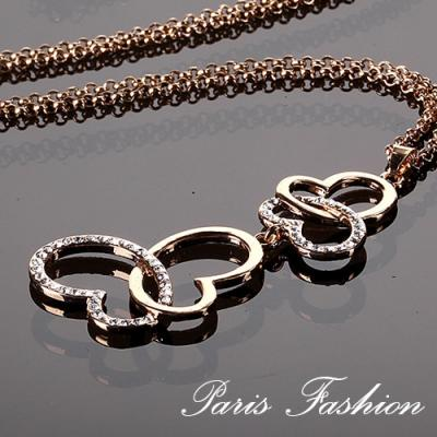 Collier crysalide