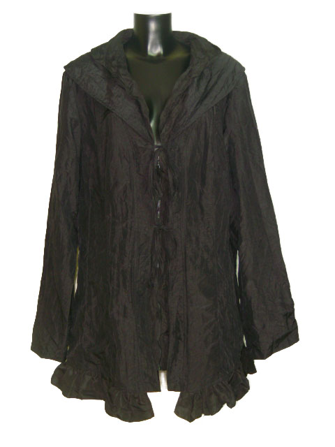 Impermeable grande taille