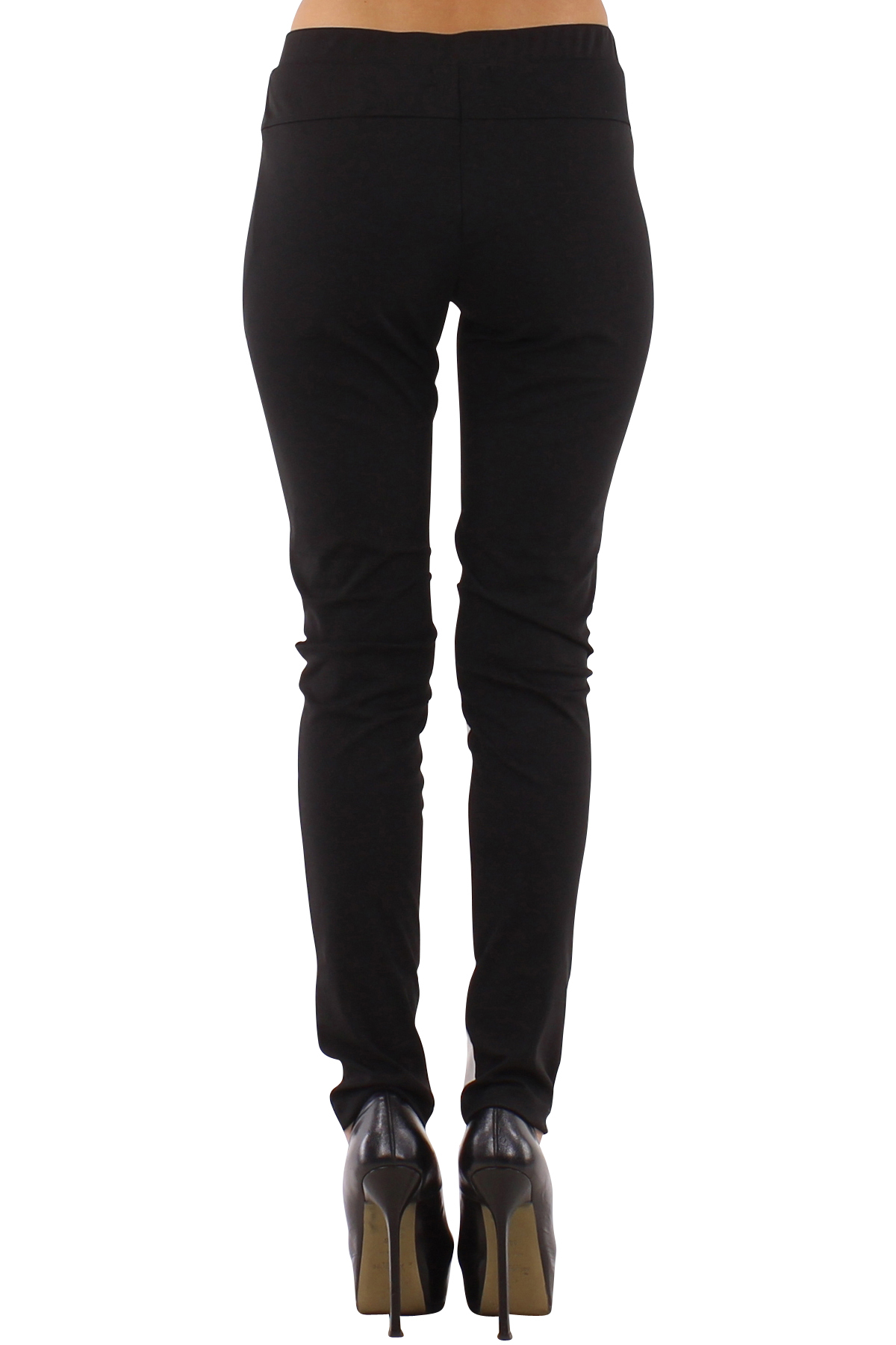 Pantalon fashion bicolore