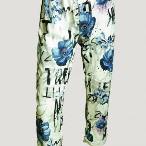 Pantalon joggings bleu