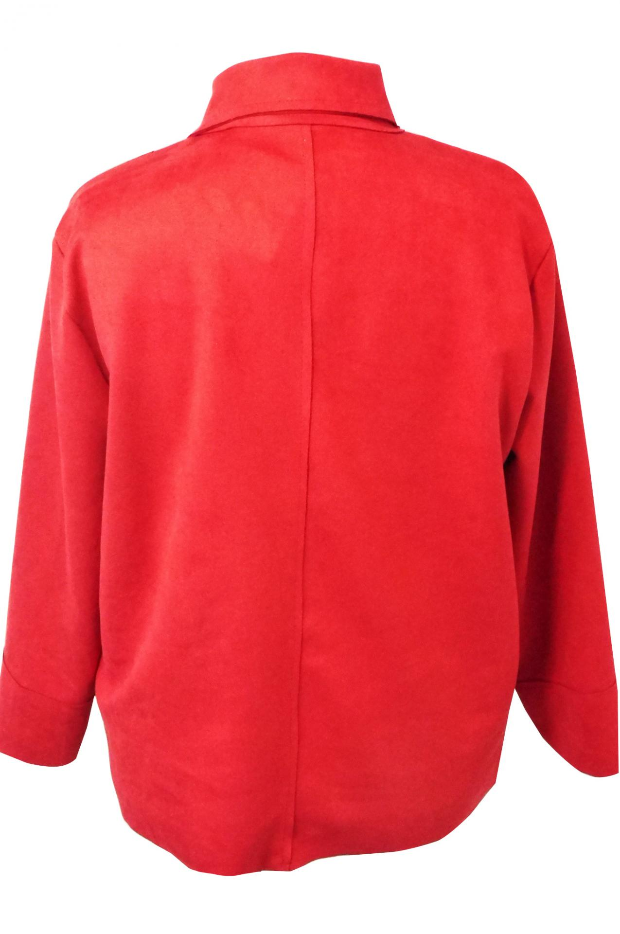 Perfecto grandetaille rouge