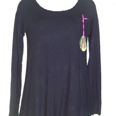 Pull dos voile