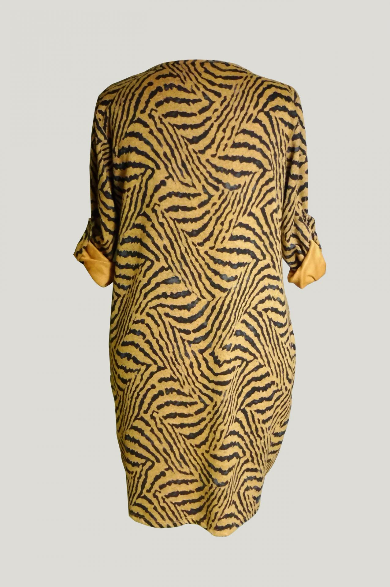 Robe gt moutarde