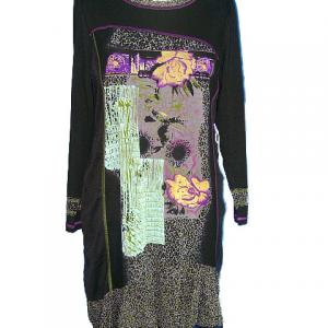 Robe orchidee grande taille pas chere 1
