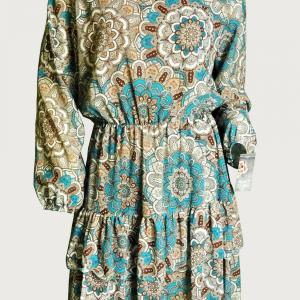 Robe rosaces