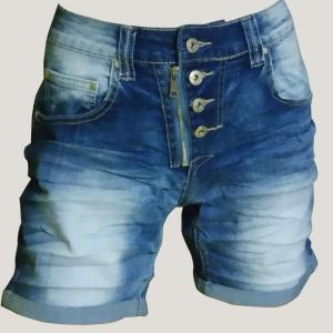 Short jean fashion