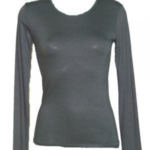 Sous pull gris 1