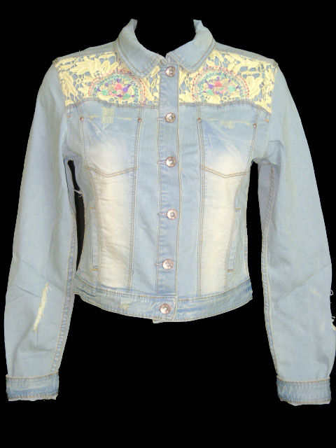 Veste onado denim