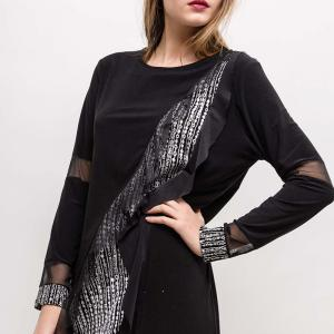Vetistyle robe brillante1 black 1